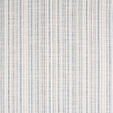 Indigo Stripe Drapery and Upholstery Fabric by Greenhouse