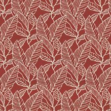 Red Delicious Drapery and Upholstery Fabric by Kasmir