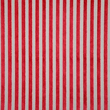 Red Stripe Drapery and Upholstery Fabric by Pindler