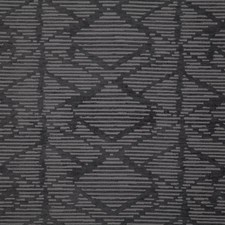 Charcoal Contemporary Drapery and Upholstery Fabric by Pindler