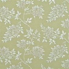 Green Embroidery Drapery and Upholstery Fabric by G P & J Baker
