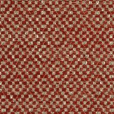 Venetian Red Diamond Drapery and Upholstery Fabric by G P & J Baker