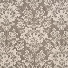 Hemp Damask Drapery and Upholstery Fabric by G P & J Baker