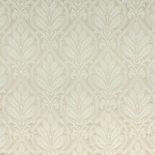 Silver Damask Drapery and Upholstery Fabric by G P & J Baker