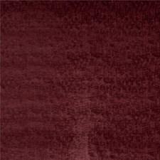 Ruby Velvet Drapery and Upholstery Fabric by G P & J Baker