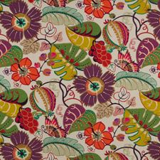 Fig Embroidery Drapery and Upholstery Fabric by G P & J Baker
