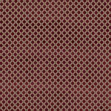 Berry Geometric Drapery and Upholstery Fabric by G P & J Baker