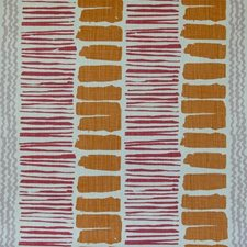 Orange/Pink/Purple Modern Drapery and Upholstery Fabric by Lee Jofa