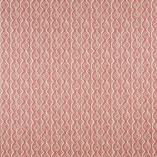 Red Damask Drapery and Upholstery Fabric by Lee Jofa