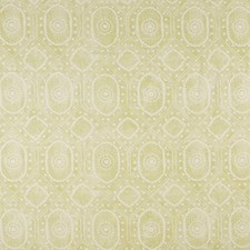 Lime Print Drapery and Upholstery Fabric by Lee Jofa