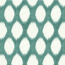 White/Spa Diamond Drapery and Upholstery Fabric by Kravet