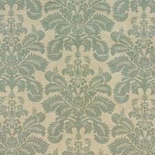 Aqua Velvet Drapery and Upholstery Fabric by G P & J Baker
