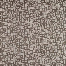 Bark Geometric Drapery and Upholstery Fabric by Brunschwig & Fils