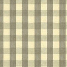 Smoke Check Drapery and Upholstery Fabric by Brunschwig & Fils