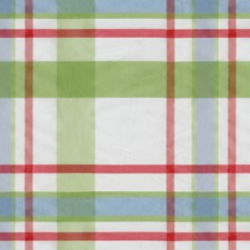 Grass Plaid Drapery and Upholstery Fabric by Brunschwig & Fils