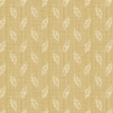 Sandstone Botanical Drapery and Upholstery Fabric by Brunschwig & Fils