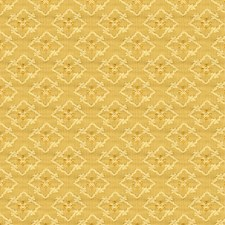 Gold Drapery and Upholstery Fabric by Brunschwig & Fils