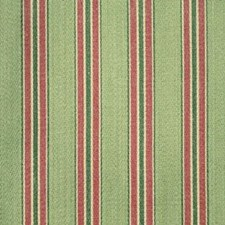 Jade/Berry Herringbone Drapery and Upholstery Fabric by Brunschwig & Fils