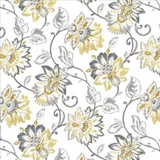 Gold Drapery and Upholstery Fabric by Kasmir