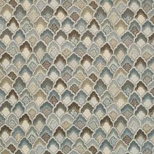 Blue Citrine Drapery and Upholstery Fabric by Kasmir