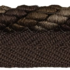 Cord With Lip Brown Trim by Threads