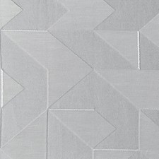 Silver Drapery and Upholstery Fabric by Scalamandre