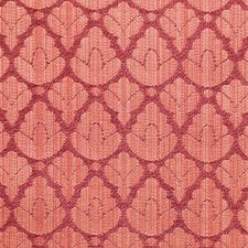 Red/Maroon Drapery and Upholstery Fabric by Scalamandre