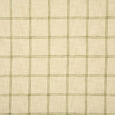 Spring Check Drapery and Upholstery Fabric by Pindler