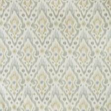 White/Beige/Khaki Ethnic Drapery and Upholstery Fabric by Kravet