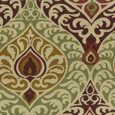 Burgundy Drapery and Upholstery Fabric by Stout