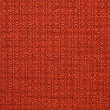 Tomato Solid Drapery and Upholstery Fabric by Pindler