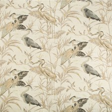 Taupe/Grey/Beige Animal Drapery and Upholstery Fabric by Kravet