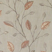Harvest Embroidery Drapery and Upholstery Fabric by Duralee