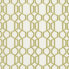 Sprng Green Trellis Drapery and Upholstery Fabric by Duralee