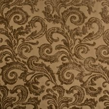 Bronze Chenille Drapery and Upholstery Fabric by Kasmir