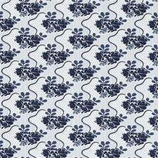 Sapphire Dots Drapery and Upholstery Fabric by Duralee