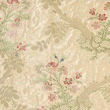 Candlelight Drapery and Upholstery Fabric by Scalamandre