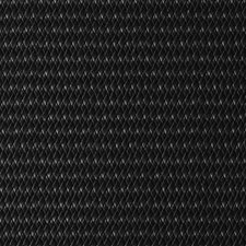 Black Basketweave Drapery and Upholstery Fabric by Duralee