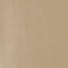 Latte Faux Leather Drapery and Upholstery Fabric by Duralee
