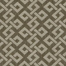 Driftwood Geometric Drapery and Upholstery Fabric by Duralee