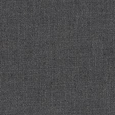 Charcoal Solid Drapery and Upholstery Fabric by Duralee