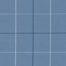 Baltic Plaid Drapery and Upholstery Fabric by Duralee