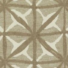 Toffee Abstract Drapery and Upholstery Fabric by Duralee