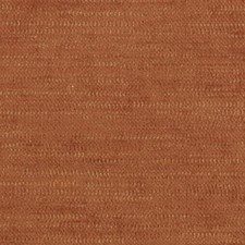 Terracotta Chenille Drapery and Upholstery Fabric by Duralee