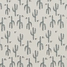 Seafoam Leaf Drapery and Upholstery Fabric by Duralee