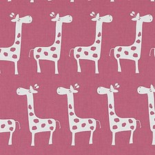 Bubblegum Animal Drapery and Upholstery Fabric by Duralee