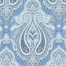 Harbour Paisley Drapery and Upholstery Fabric by Duralee