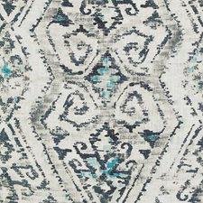 Atlantic Abstract Drapery and Upholstery Fabric by Duralee
