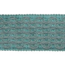 Teal Trim by Duralee