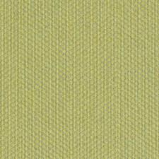 Celery Herringbone Drapery and Upholstery Fabric by Duralee